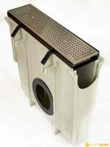swiftdrain-kennel-drain-600-inline-catch-basin
